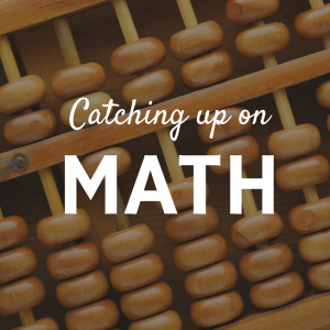 CatchingUpOnMath